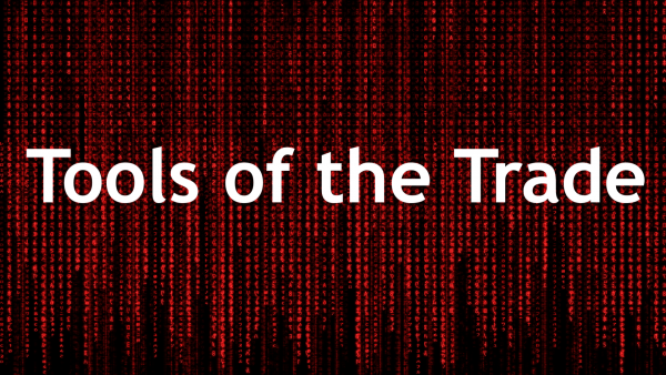 Seeing Red: Tools of the Trade